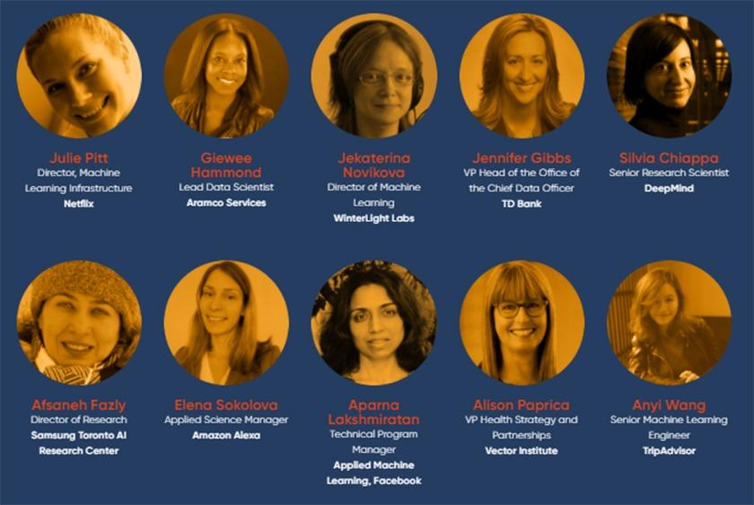 Women in AI Virtual Evening