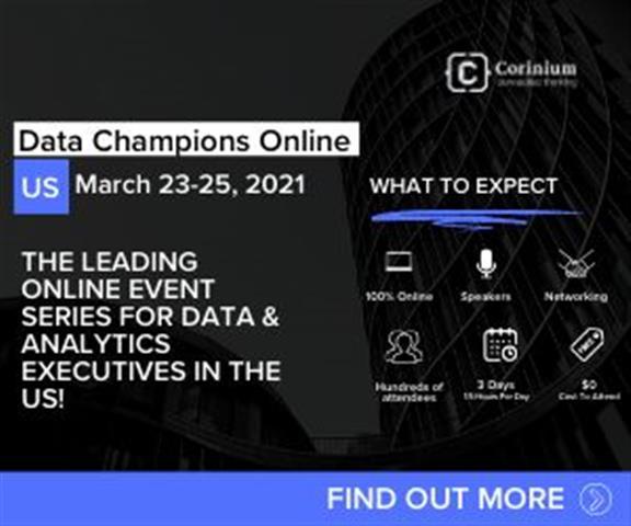 Data Champions Online - US 2021